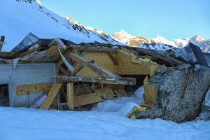 alpage du mont Percé